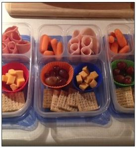 Easy, Healthy Do-It-Yourself Lunchables